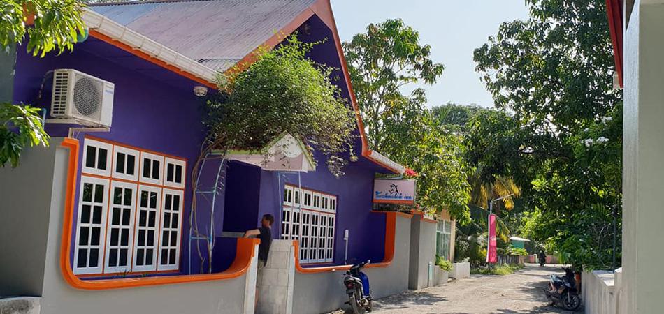 Staytravelling Malediven Fuvahmulah Inn