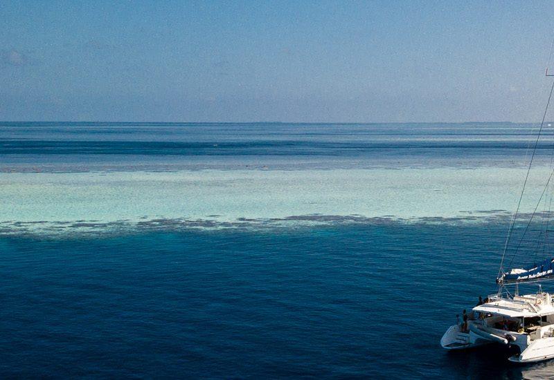 Malediven Katamaran Safari Ai Atoll