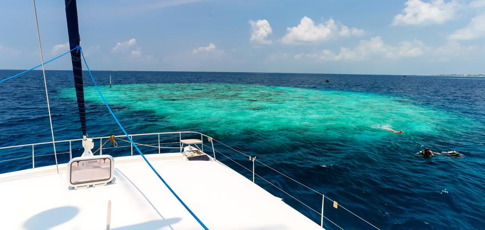 Staytravelling Schnorchelsafari Malediven